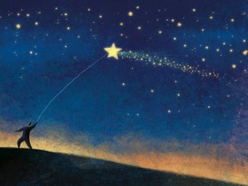星星的优美比喻句