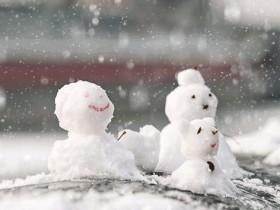 下雪发朋友圈短句