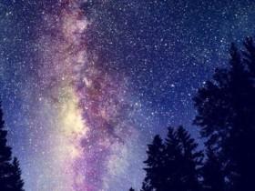 关于星辰的唯美句子