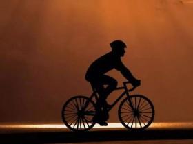 关于骑行的唯美句子