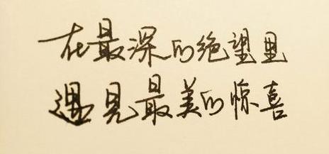 有诗意的句子