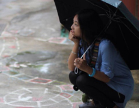 关于雨的句子