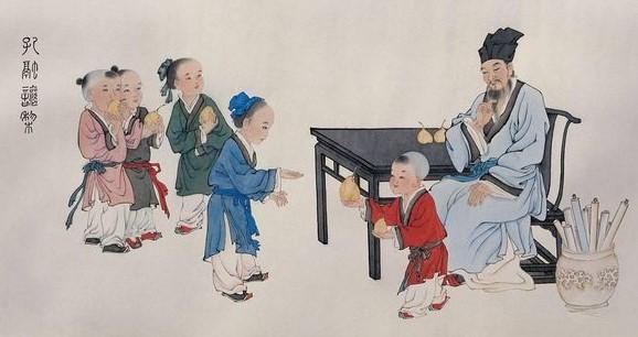 中国传统美德格言